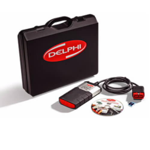 Delphi DS150E Truck Kit