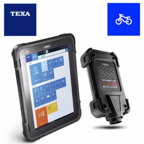 Texa Bike Propack
