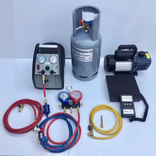 mobile air conditioning kit
